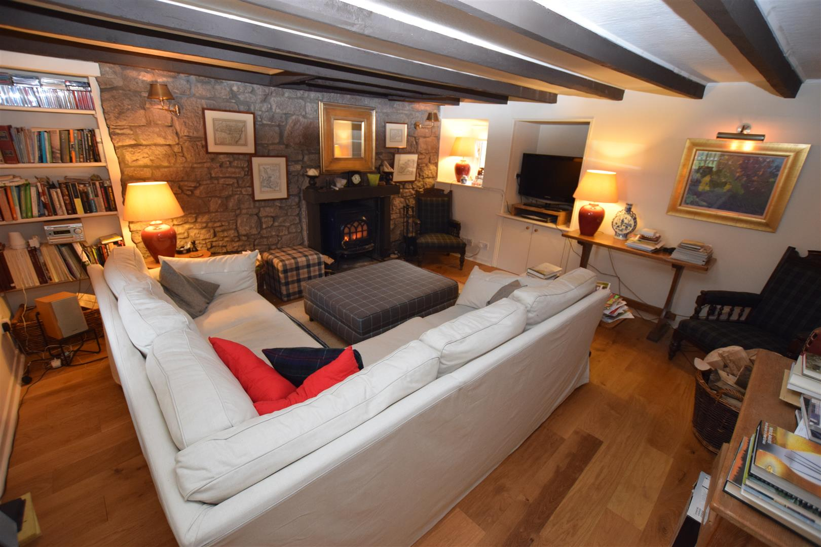 Briar Cottage, 2 West Green, The Green, Spittalfield, Perthshire, PH1 4JT, UK